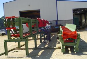 SARL Marcon Bernard - Fabricant, maintenance, montage de scierie bois en Haute Loire (43)